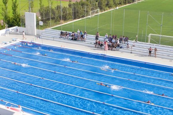 stage natation à Torremolinos en Espagne