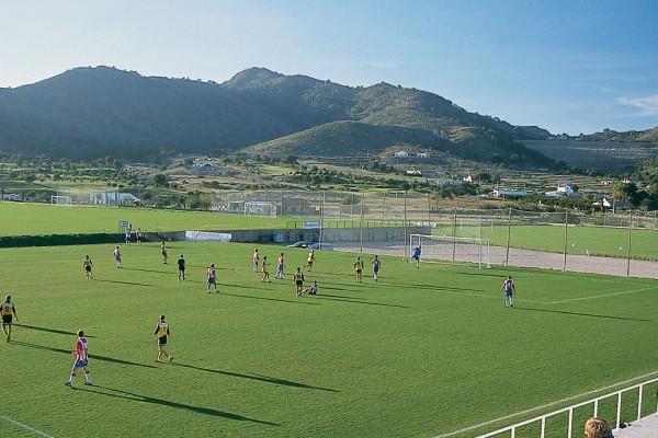 Stage football La Manga, Espagne