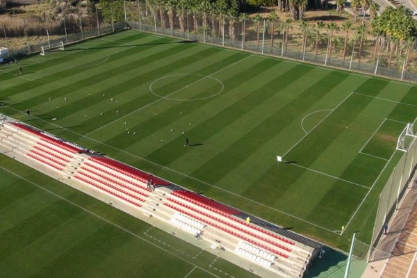 Stage football Oliva Nova, Espagne