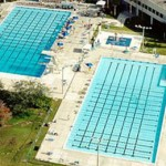 Stage natation Plantation en Floride, 2 bassins découverts 50 yards