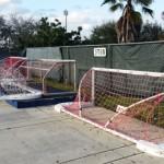 Stage natation Plantation en Floride, matériel waterpolo
