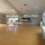 Stage natation à Loutraki en Grèce, complexe sportif, salle de danse