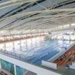 stage natation Debrecen, centre aquatique bassins 25m et 50m couverts