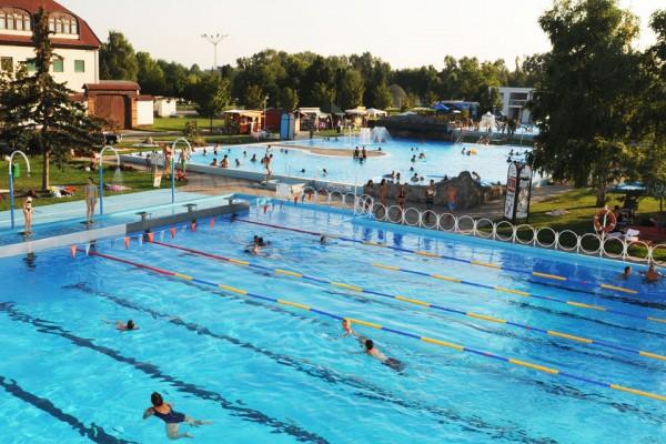 Stage natation à Kecskemet en Hongrie