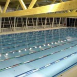 Stage natation à Rio Maior, Portugal