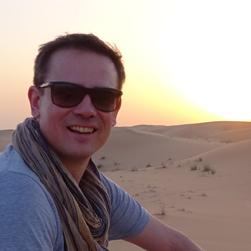 Sébastien Offroy, associé, directeur et cofondateur de S2O
