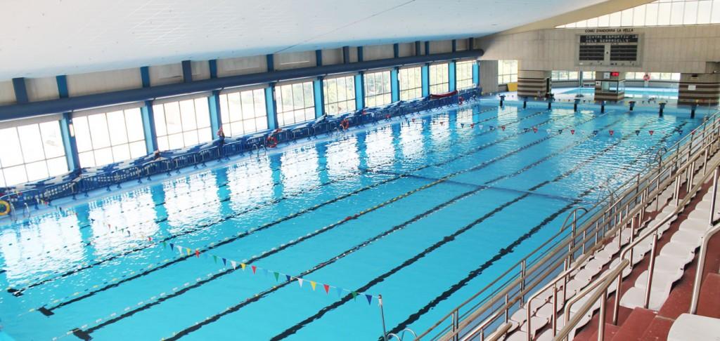 Stage natation Andorre