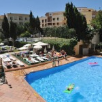 stage natation à Torremolinos, votre hôtel 3* piscine et jardin