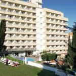 stage natation à Torremolinos, votre hôtel 3* à 1.3 km du bassin
