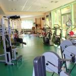 stage natation à Briançon, centre sportif salle de musculation