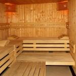 stage natation à Briançon, centre sportif sauna