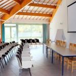 stage natation à Briançon, centre sportif salle de réunion