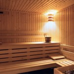 stage natation à Morzine, espace bien-être sauna