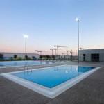 Stage natation à Athènes, centre aquatique découvert