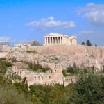 Stage natation à Athènes, visites touristiques