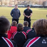 Expérience club-pro Bath, coaching avec staff de Bath