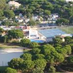 Stage football Paradiso Parc, grand complexe hôtelier et sportif