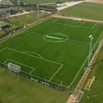 Stage football Veronello, centre sportif avec terrains de football