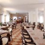 Stage football Veronello, restaurant de l'hôtel