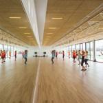 Stage natation Lanzarote, Club La Santa - Salle de danse/fitness