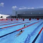 Stage natation Lanzarote, Club La Santa - 3 bassins 50m découvert