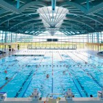 Stage natation à Dijon, bassin olympique couvert