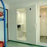 Stage natation à Dijon, hébergement à 4 km chambre twin salle d'eau
