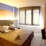 stage natation à Sabadell, hôtel 3* à 2 km du bassin - chambre twin