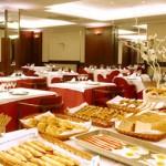 stage natation à Sabadell, hôtel 3* à 2 km du bassin - buffet petit-déjeuner