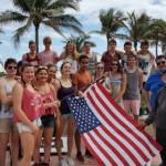 Stage natation Plantation en Floride, excursion à Miami