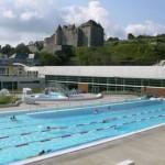 stage natation à Dieppe, bassin 50m découvert