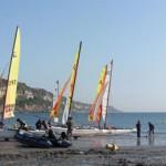 stage natation à Dieppe - activité annexe, sports nautiques
