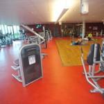 stage natation à Dieppe - salle de musculation