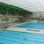 Stage natation à Porto, deux bassins 25m découvrables et 4 lignes 50m