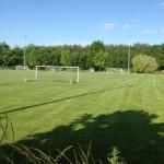 Stage football à Miramont de Guyenne en France - domaines du Saut du Loup