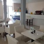Stage natation Sisak en Croatie, hôtel 3* situé à 300m du bassin - petit salon/bar