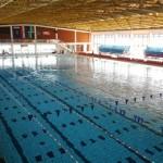 Stage natation Sisak en Croatie, bassin 50m couvert