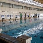 Stage natation Sisak en Croatie, bassin 50m couvert - prof 2m20