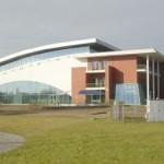 stage natation Debrecen, centre aquatique