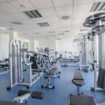 stage natation Debrecen, salle de musculation