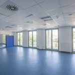stage natation Debrecen, salle de danse/fitness