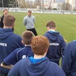 Procoaching RC Toulon, séance d'entrainement avec un pro