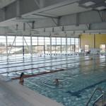 Stage natation à Canet-en-Roussillon en France, bassin 50m couvert