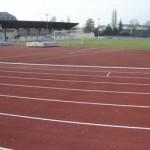 Stage natation à Chartres, centre sportif à 900m piste d'athlétisme