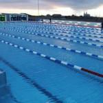 Stage natation à Chartres, bassin 50m découvert