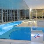 Stage natation à Chartres, fosse à plongée
