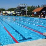 Stage natation à Terme Catez en Slovénie