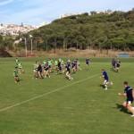 Stage rugby Lisbonne Jamor, Portugal
