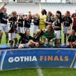 Tournoi Gothia Cup, Suède