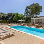 stage natation à Colonia Sant Jordi, Majorque